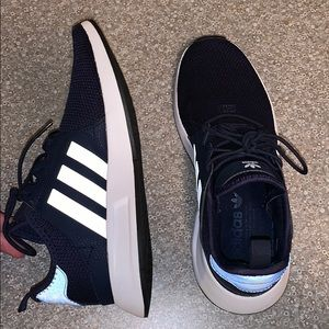 Adidas woman's (or man's) navy blue shoes